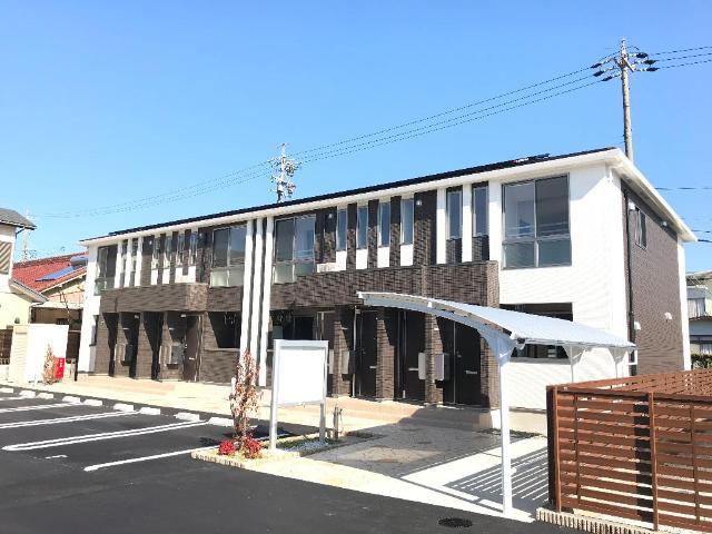 栃木市平柳町アパートB(仮)外観写真