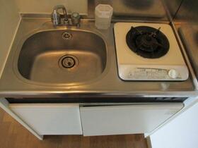 ハーベスト大橋南Ⅱ 201号室のキッチン