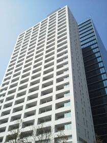 ル・サンク大崎ウィズタワーの外観