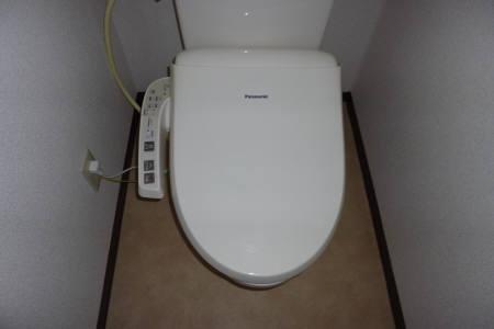 ミーユーハイムのトイレ
