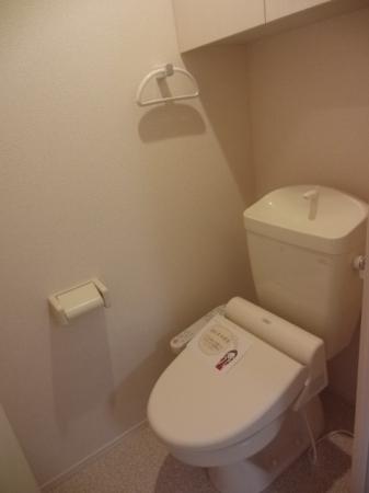 フェリオ バン(FERIOーBam)のトイレ