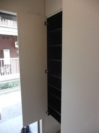 フェリオ バン(FERIOーBam)の玄関