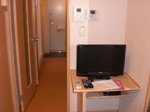 レオパレスパッカイ 103号室のセキュリティ