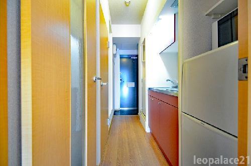 レオパレスパッカイ 103号室の玄関
