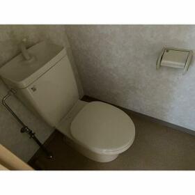 フォレストレイク南大橋のトイレ