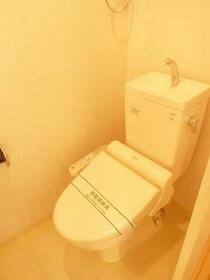 大久保ハイツのトイレ