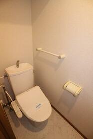 ルミエール大森のトイレ