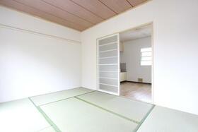 コスモレジデンス 201号室のキッチン