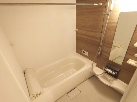 クレール 202号室の風呂