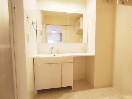 クレール 202号室の洗面所