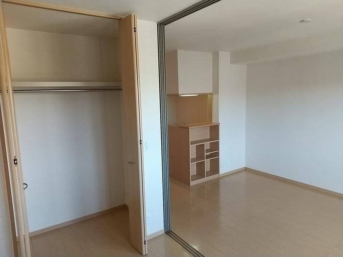 カンパーレ A 202号室のリビング