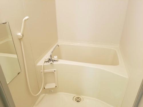 レオパレスオレンジの風呂