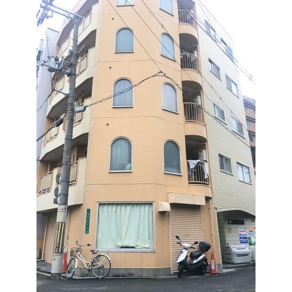 アパートメント淀川・505号室の間取り