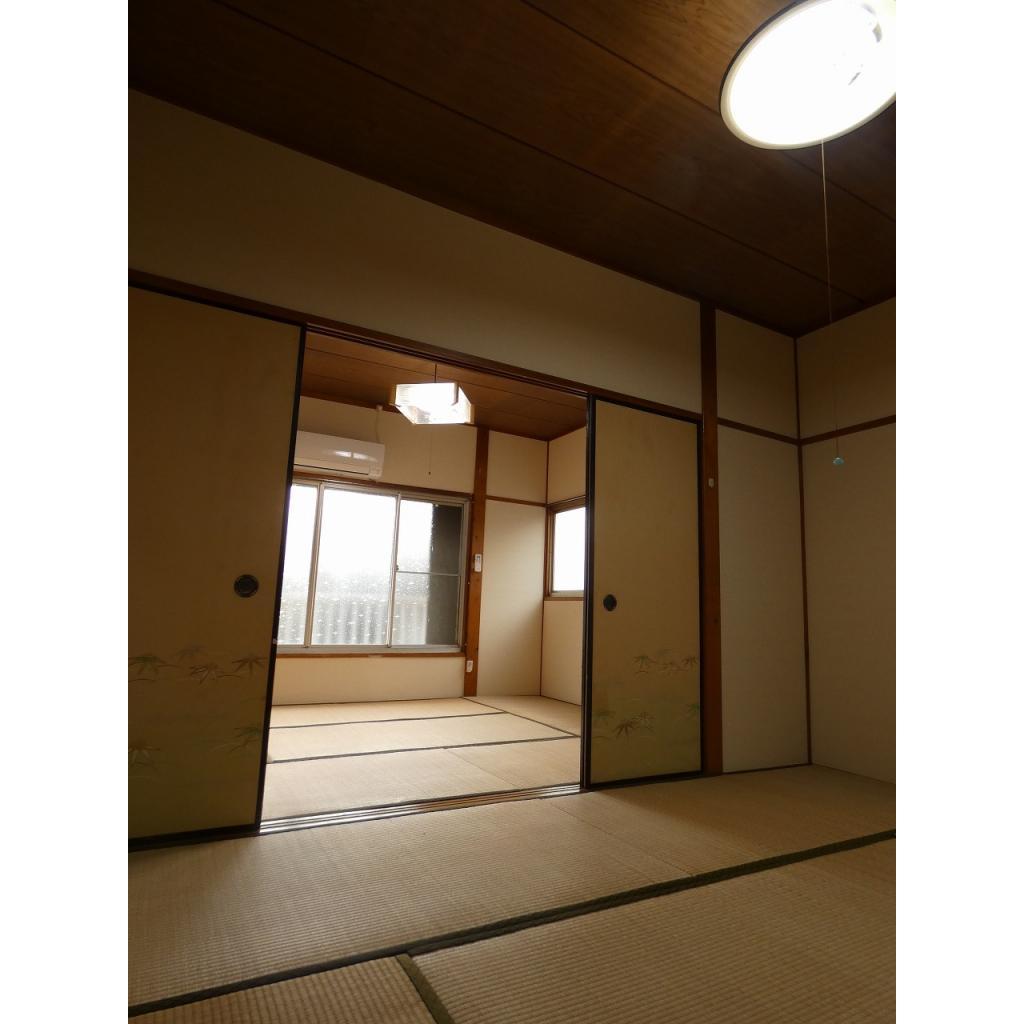 ルミエール ミキ 201号室の収納