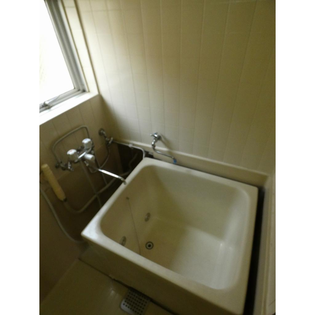ルミエール ミキ 201号室の風呂