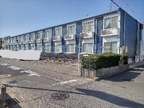 レオパレスフェアリー 213号室のトイレ