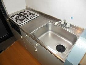 サンシャイン21B 103号室のキッチン