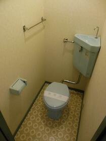 サンシャイン21B 103号室のトイレ