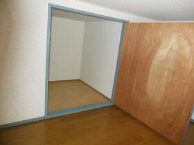 サンシャイン21B 103号室の収納