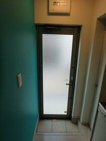サークルハウス蒲田壱番館 103号室の玄関