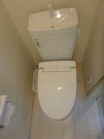 サークルハウス蒲田壱番館 103号室のトイレ