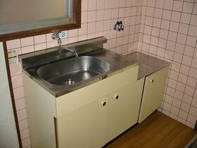 アーバン松香台 205号室のキッチン