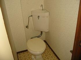 アーバン松香台 205号室のトイレ