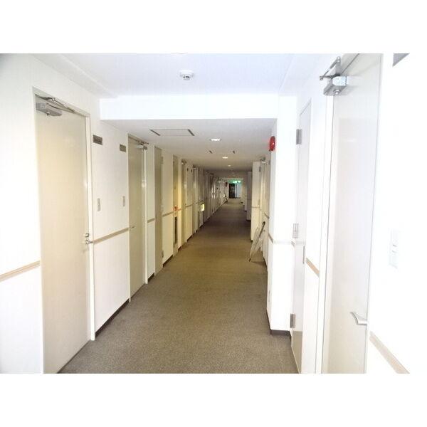 ヴェローノ緑地公園 205号室の