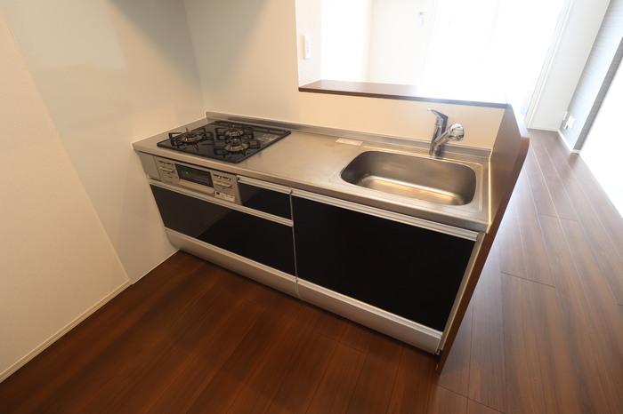 D-room南庄 弐番館 301号室のキッチン