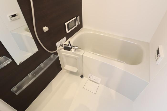 D-room南庄 弐番館 301号室の風呂