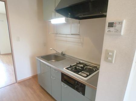 アムール A/B A103号室のキッチン