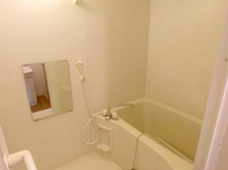 アムール A/B A103号室の風呂