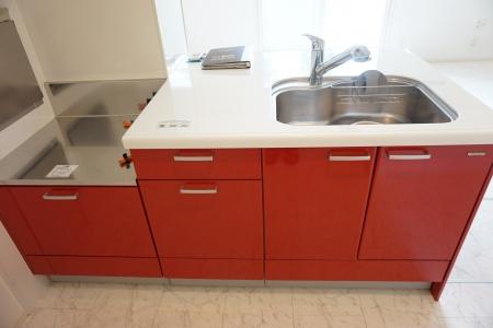 メゾン ヴェール 101号室のキッチン