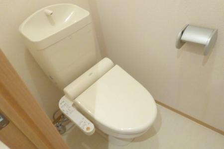 パークドプランタン Dのトイレ