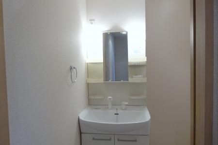 パークドプランタン Dの洗面所