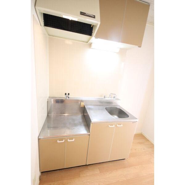 ハイツユニゾン 102号室のキッチン