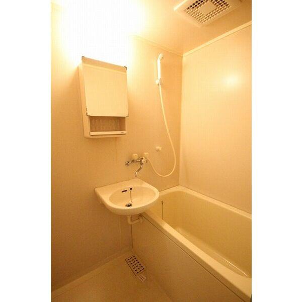 ハイツユニゾン 102号室の風呂