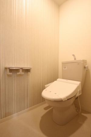 リーブル 博多駅前のトイレ