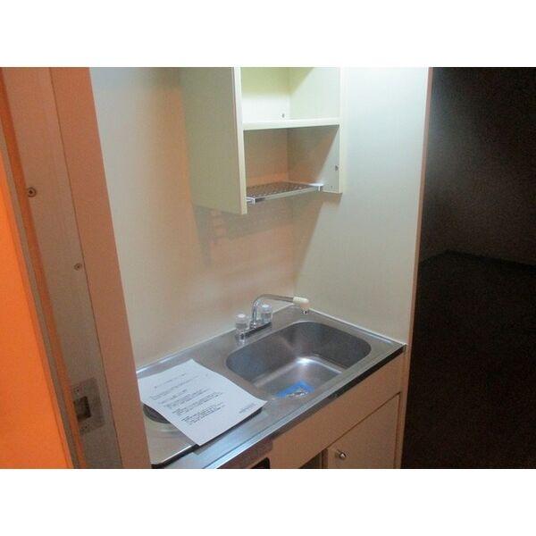 プレアール新大阪Ⅲ 303号室のキッチン