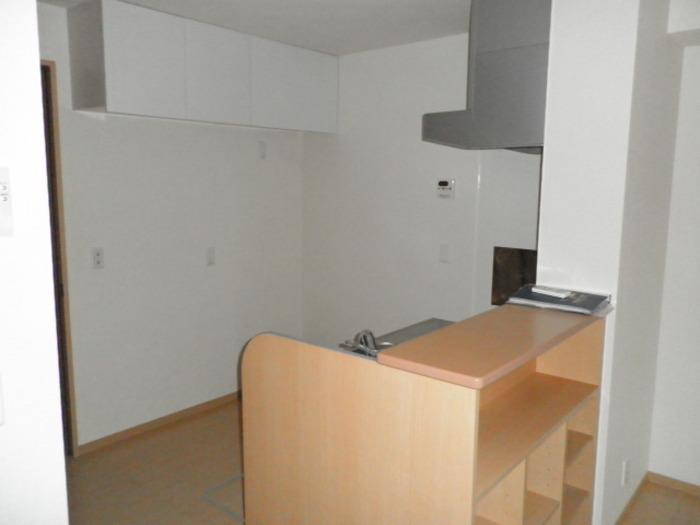 フェリーチェ C 107号室のキッチン