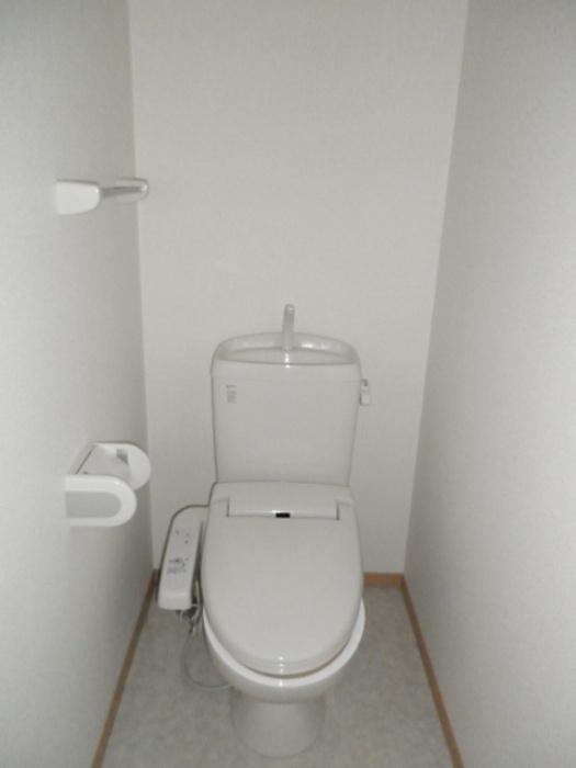 フェリーチェ C 107号室のトイレ