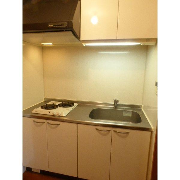 アジリア大濠ウェスト 301号室のキッチン