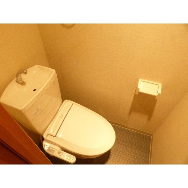 アジリア大濠ウェスト 301号室のトイレ