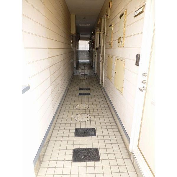 332番館茶山 105号室の