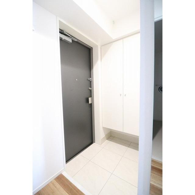 ザ・グローヴ浅草 0405号室の玄関