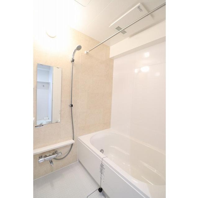 ザ・グローヴ浅草 0405号室の風呂