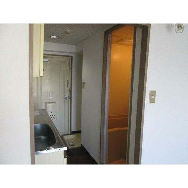 プレアール上新庄Ⅱ 402号室の玄関