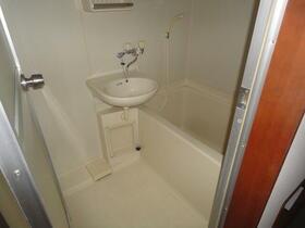 エスコートパートⅡ 208号室の風呂