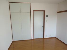 エスコートパートⅡ 208号室の収納