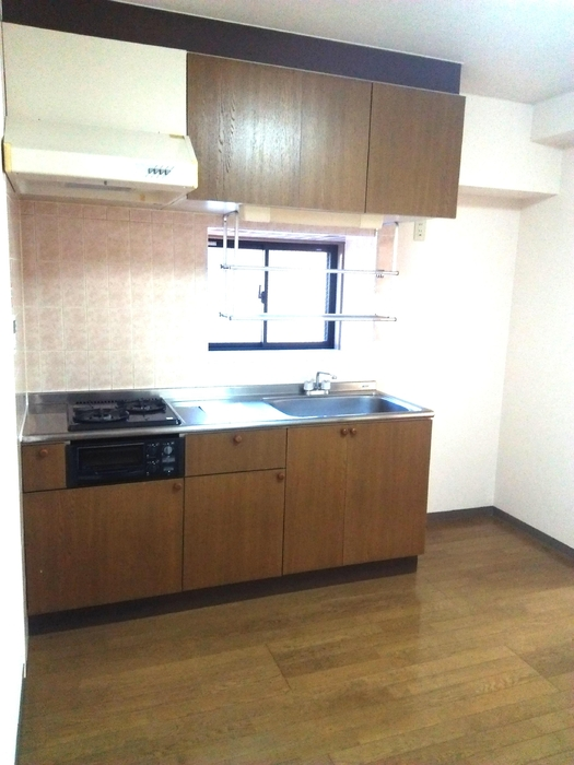 フローレンスMORITA 201号室のキッチン